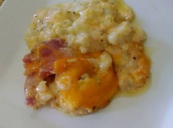 Loaded Cauliflower Casserole Recipe
