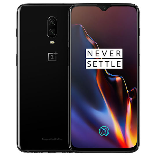 OnePlus 6T 128GB Mirror Black (A+)