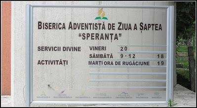 "Photo: Str. Mihai Viteazu, Nr.4C, Biserica Adventista de Ziua A Saptea ""Speranta"" - 2017.05.21"