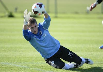Mouscron-Péruwelz veut un gardien du FC Bruges