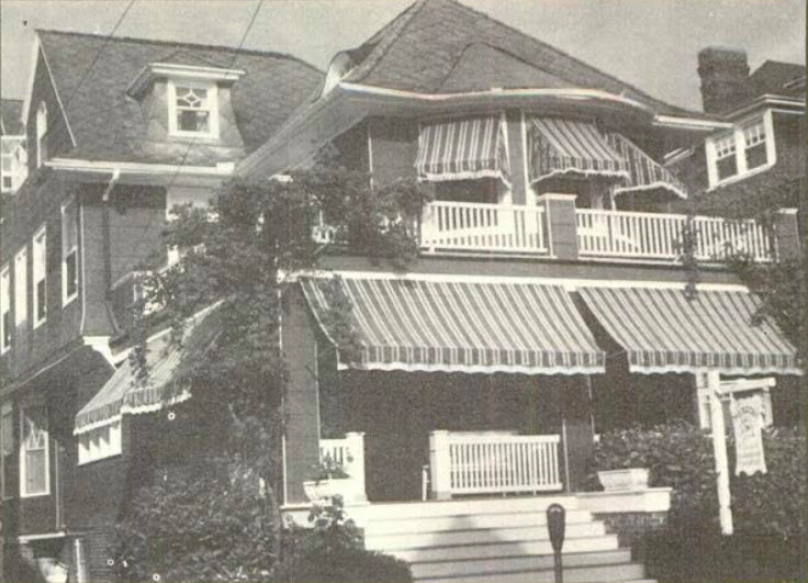 1972 - The first bed and breakfast in Cape May