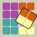 Ruby Square: free logical puzzle game (700 levels) icon