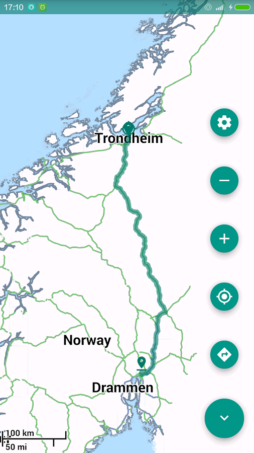 Pocket Maps App - Offline Maps- screenshot