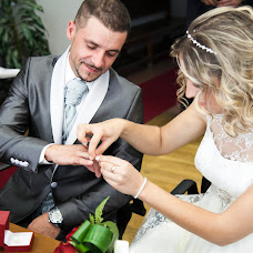 Wedding photographer Alena Ashikhmina (Elfenok). Photo of 07.11.2015
