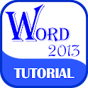 Learn Word 2013 Tutorial icon