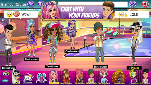 MovieStarPlanet screenshot 3
