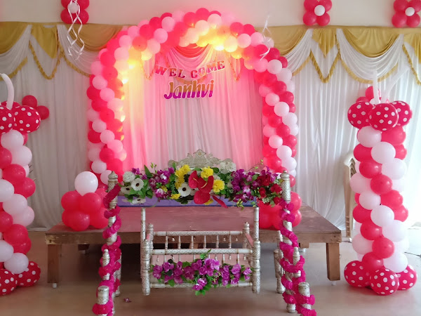 Rudransh Party Decors And Event Management Balloons