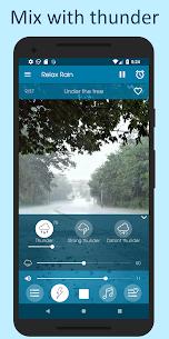 Relax Rain – Rain Sounds Premium MOD APK 3