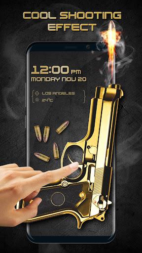 Gun shooting lock screen 9.2.0.1890_guide_text screenshots 3