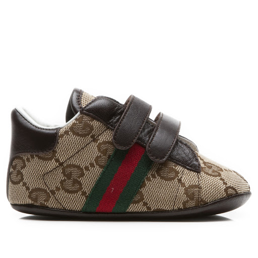 Primary image of Gucci GG Pre-Walker Trainers