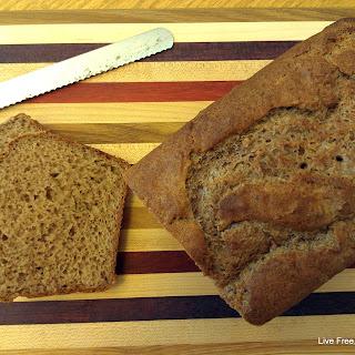 Teff Sandwich Bread