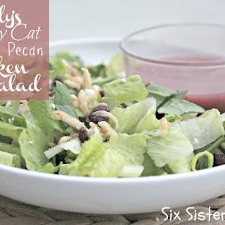 Wendy's Copy Cat Apple Pecan Chicken Salad.