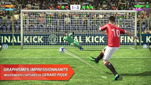 Final Kick 2018: Football en ligne fond d'écran 1
