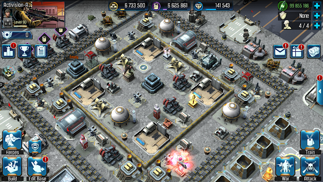 Call of Duty®: Heroes APK screenshot thumbnail 6