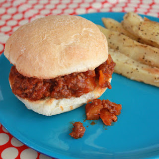 Luau Sloppy Joes