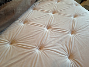 Photo: $790. Kingsdown queen mattress, pristine, barely used. Includes low profile box spring.