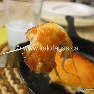 Flaming Cheese Saganaki Recipe