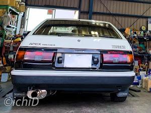 スプリンタートレノ AE86 GT-APEXのカスタム事例画像 イチDさんの2020年09月14日00:28の投稿