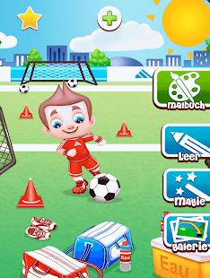 Fußball Malbuch Spiel Apps Bei Google Play