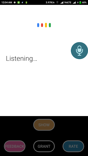 Float Assist Voice Search 1.0 screenshots 5
