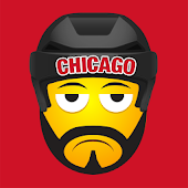 Chicago Hockey Stickers