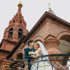 Fotógrafo de casamento Ilya Kulpin (illyschka). Foto de 04.09.2016