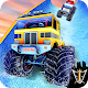 monster reglaget: vattenrutschbana monster truck racing 17