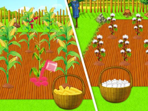Little Farmer - Farming Simulator - Kids Games screenshots 8