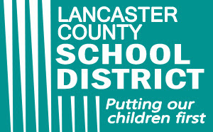 Lancaster County School District logo link will open in new window.
