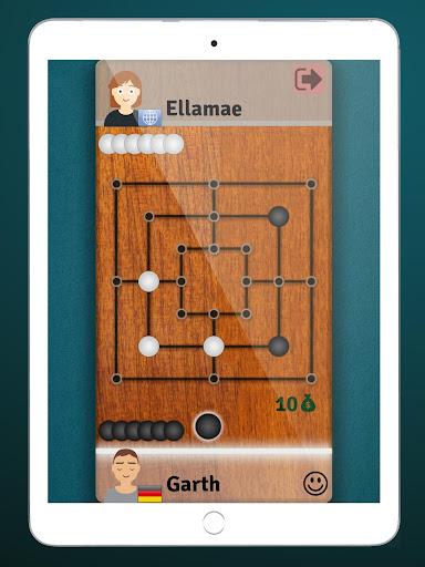 Mills | Nine Men's Morris - Free online board game screenshots 17