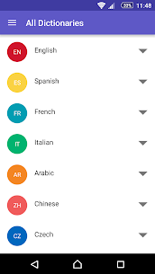 WordReference.com dictionaries Mod Apk Download For Android 4