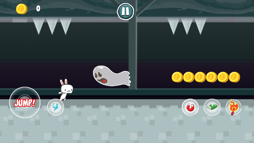 android Spooky Bunny Screenshot 4