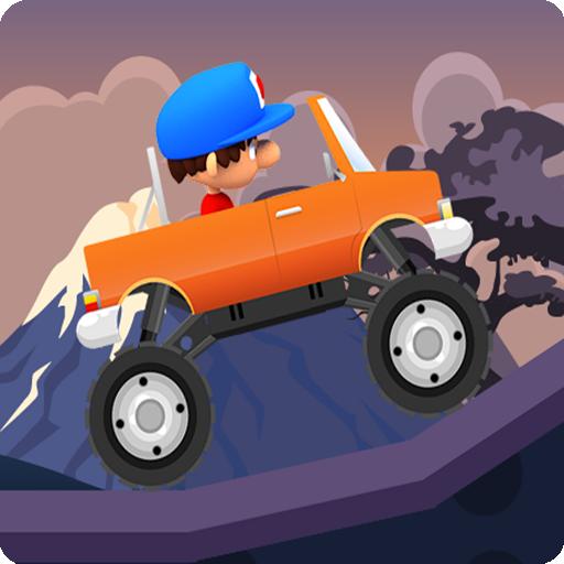 Dirt Dirby: Road Race