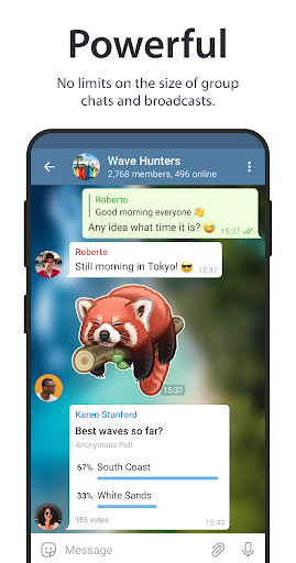 Telegram 5.9.0 screenshots 2
