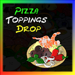 Pizza Toppings Drop Icon