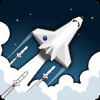 2 Minutos en el Espacio - Misiles vs Asteroides icon