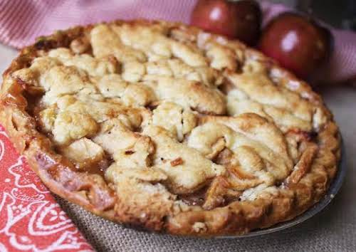 "Brown Paper Bag Apple Pie""This sounds crazy, doesn't it? It will be..."