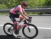 Een overzicht van de negentiende etappe van de Giro d'Italia