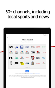 YouTube TV – Watch & Record Live TV Apk 7