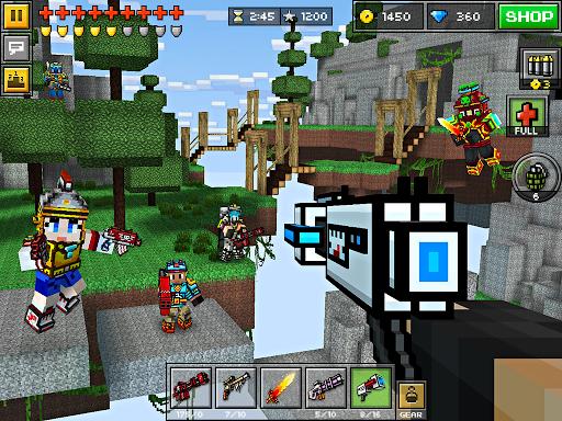 Pixel Gun 3D v10.0.0 (Mod Money)