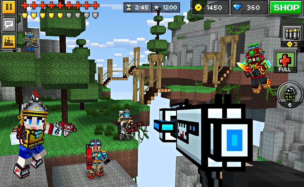 pixel gun 3d mod v10 0 9 apk data apkobb com moded apps