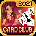 Card Club : Teen patti , Indian Rummy , CallBreak icon