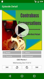 Contrabass Conversations- screenshot thumbnail