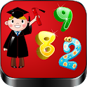 Math Game for Kids Fun Free icon