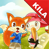 Kila: The Fox and the Stork