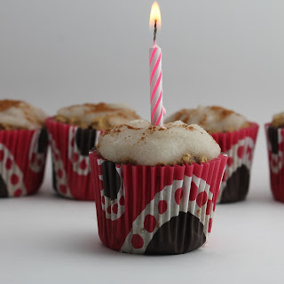 Snickerdoodle Cupcakes and A Very Special Birthday