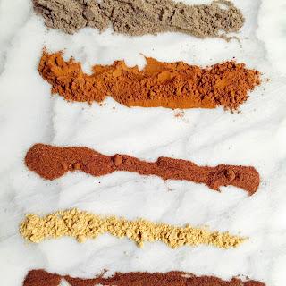 DIY Chai Spice Mix.