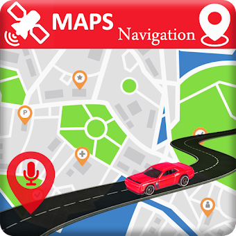 GPS Maps Navigation & Route Finder Live Direction