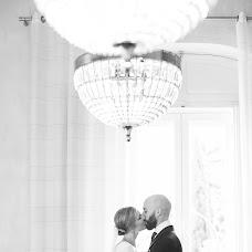Wedding photographer Estibaliz Caballero (estibalizcaball). Photo of 11.08.2016