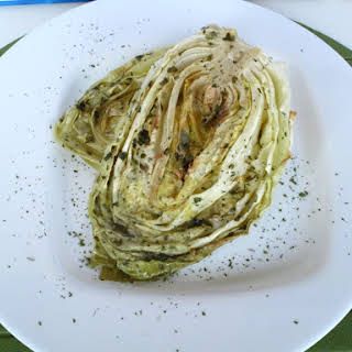 Roasted Cabbage.